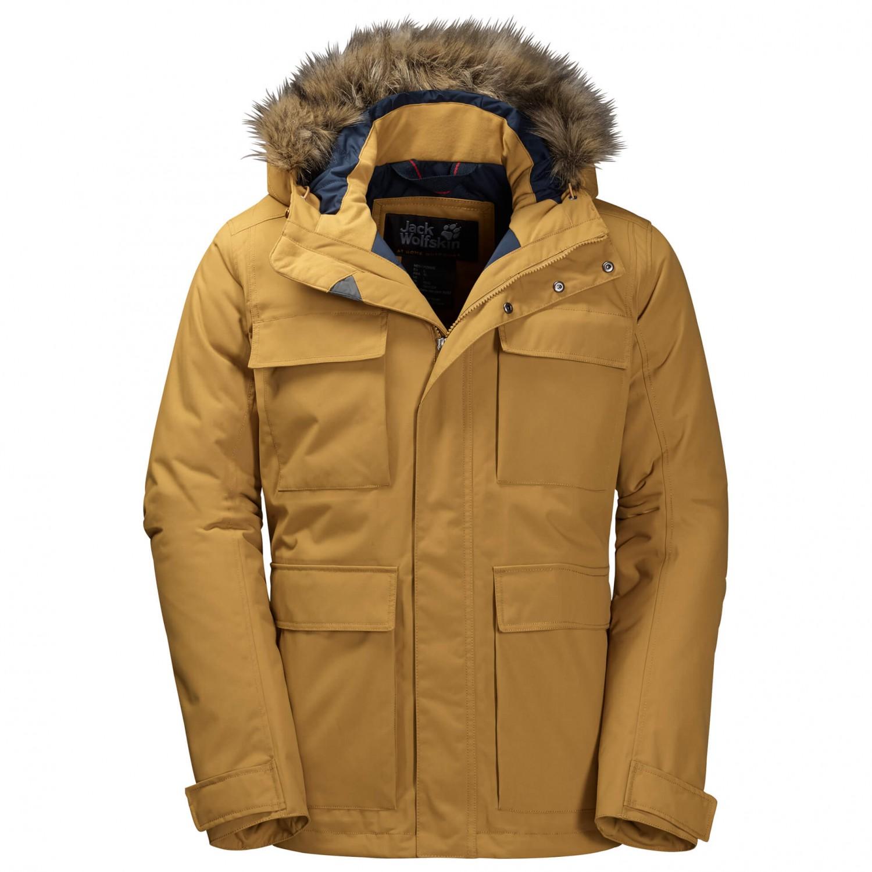 sports shoes 09db6 996cf Jack Wolfskin Point Barrow - Winter jacket Men's | Buy ...