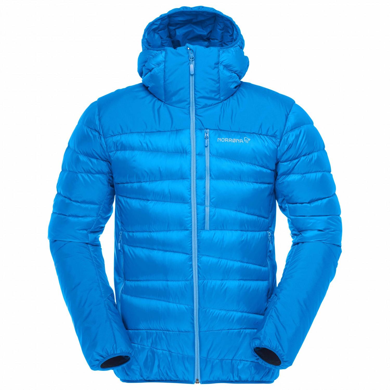444761de Norrøna Falketind Down750 Hood Jacket - Dunjakke Herre | Med fri ...
