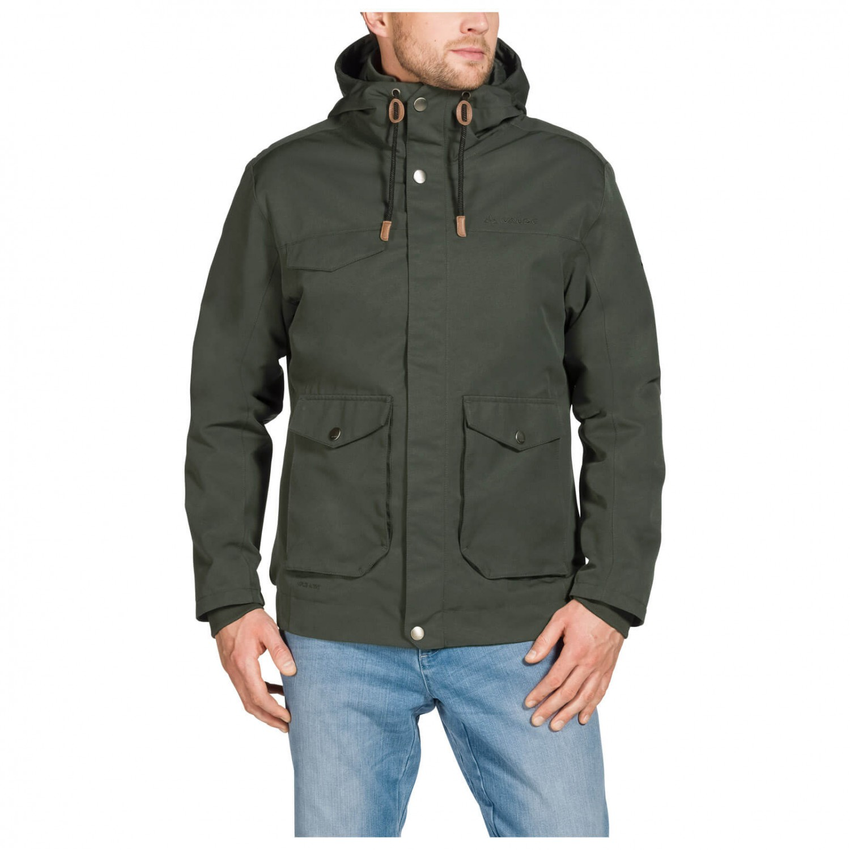 VAUDE Manukau Jacket Winterjacke braun