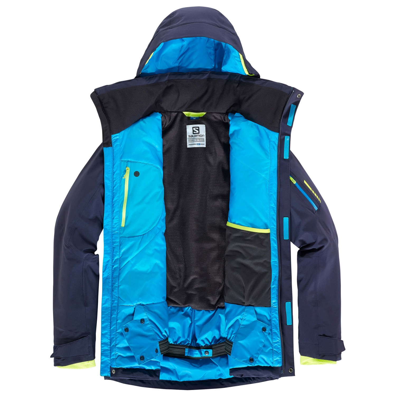 Salomon Brilliant Jacket Skijacke Herren online kaufen