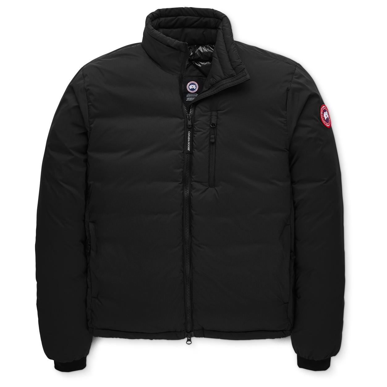 3d731dcfd Canada Goose - Lodge Jacket - Vinterjakke - Black | XS