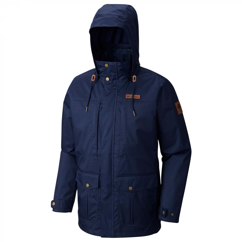 tecnologías sofisticadas 2019 profesional estilo popular Columbia - Horizons Pine Interchange Jacket - Chaqueta dobles - Collegiate  Navy | S
