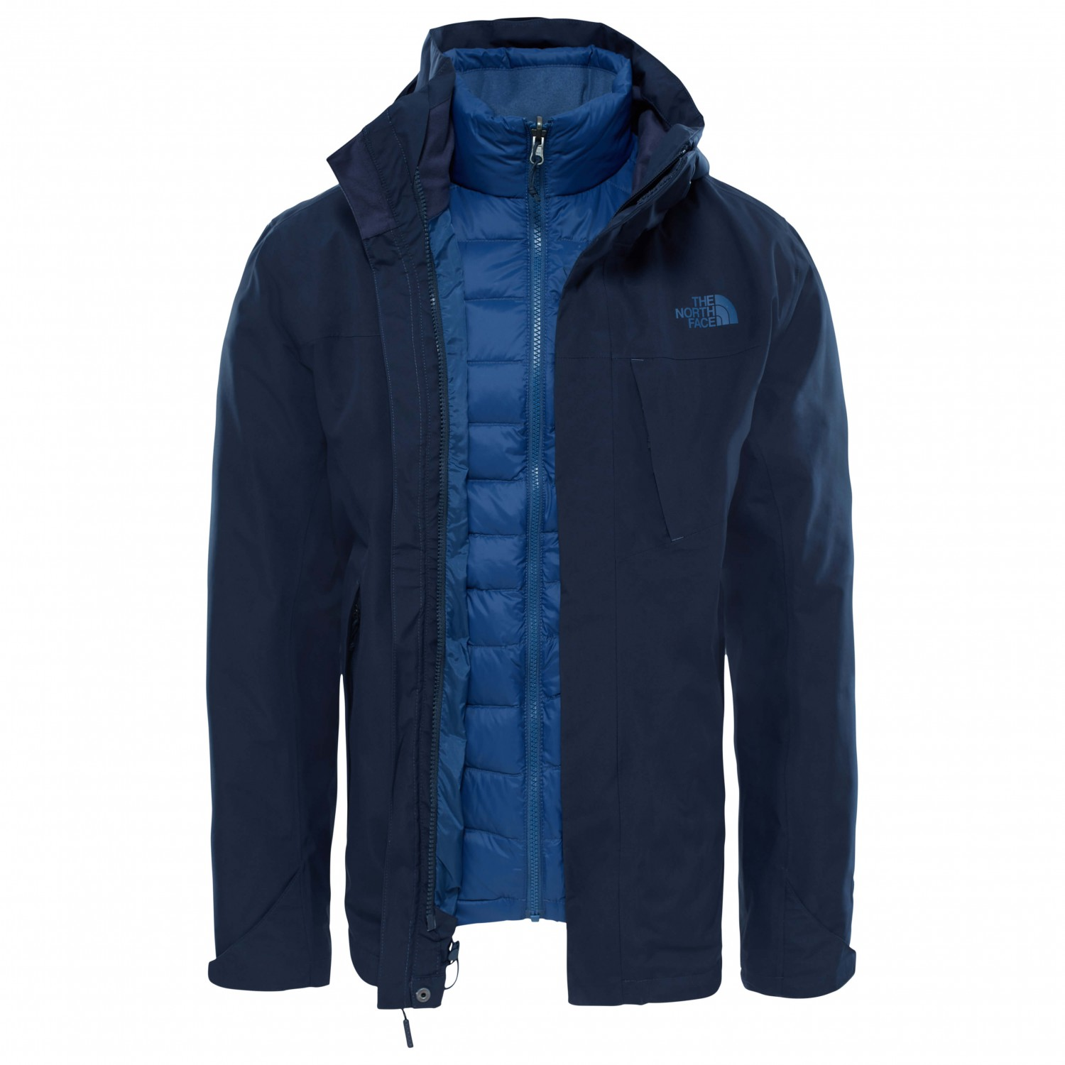 The North Face Mountain Light Triclimate Jacket Men S