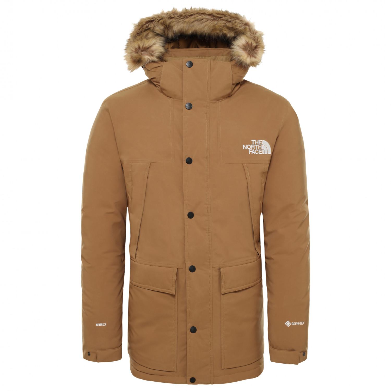 5b1eb603c The North Face - Mountain Murdo GTX - Winter jacket - TNF Black   XL