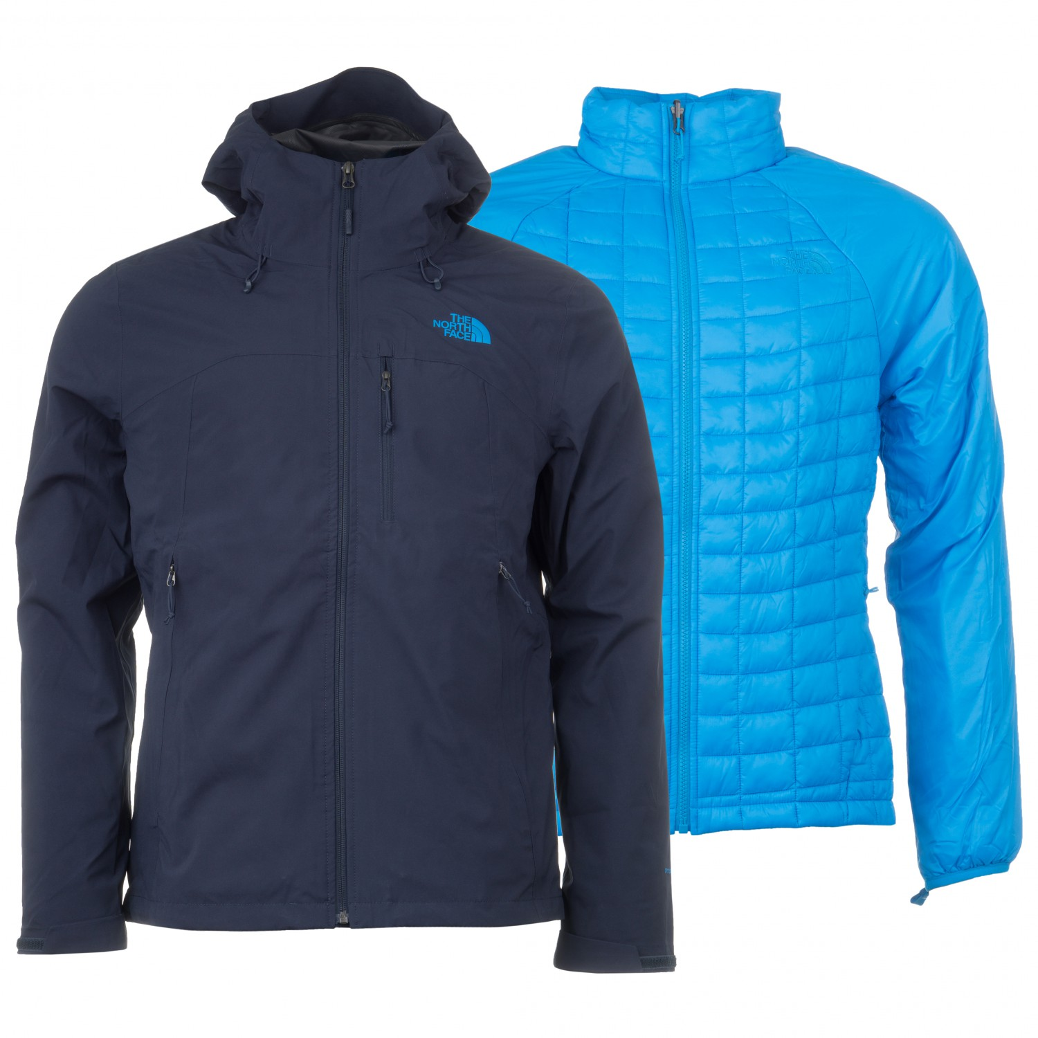 5dde0a2e7f The North Face Thermoball Triclimate Jacket Men s