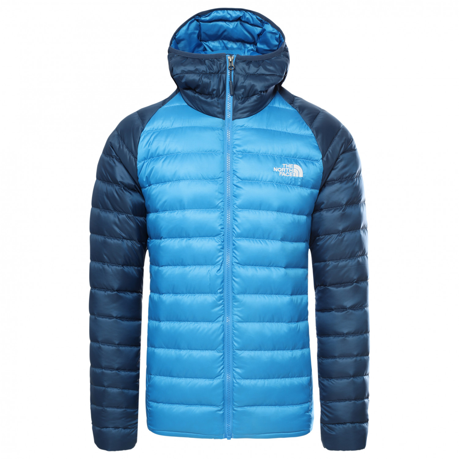 The North Face Trevail Hoodie Donsjack Heren | Gratis