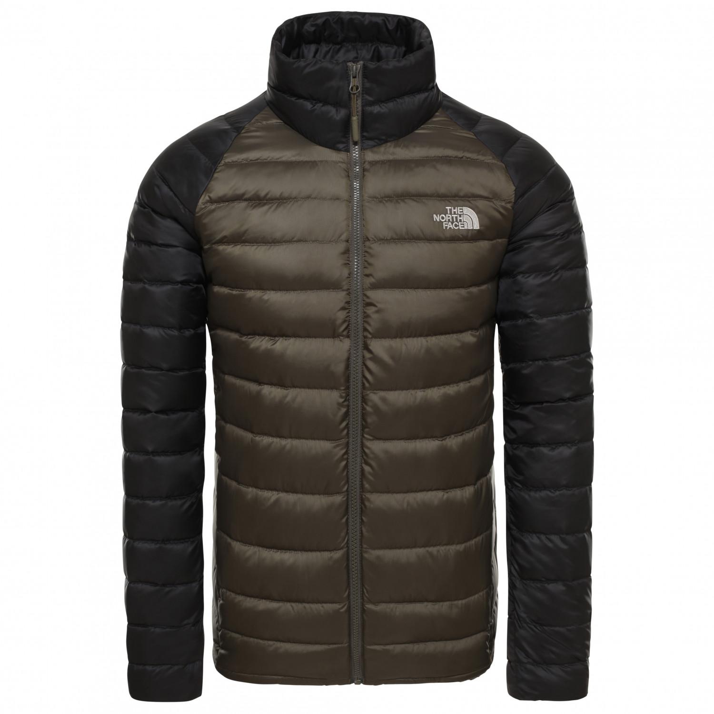 vollständig in den Spezifikationen neue Version verschiedenes Design The North Face - Trevail Jacket - Daunenjacke - TNF Black / TNF Black   L