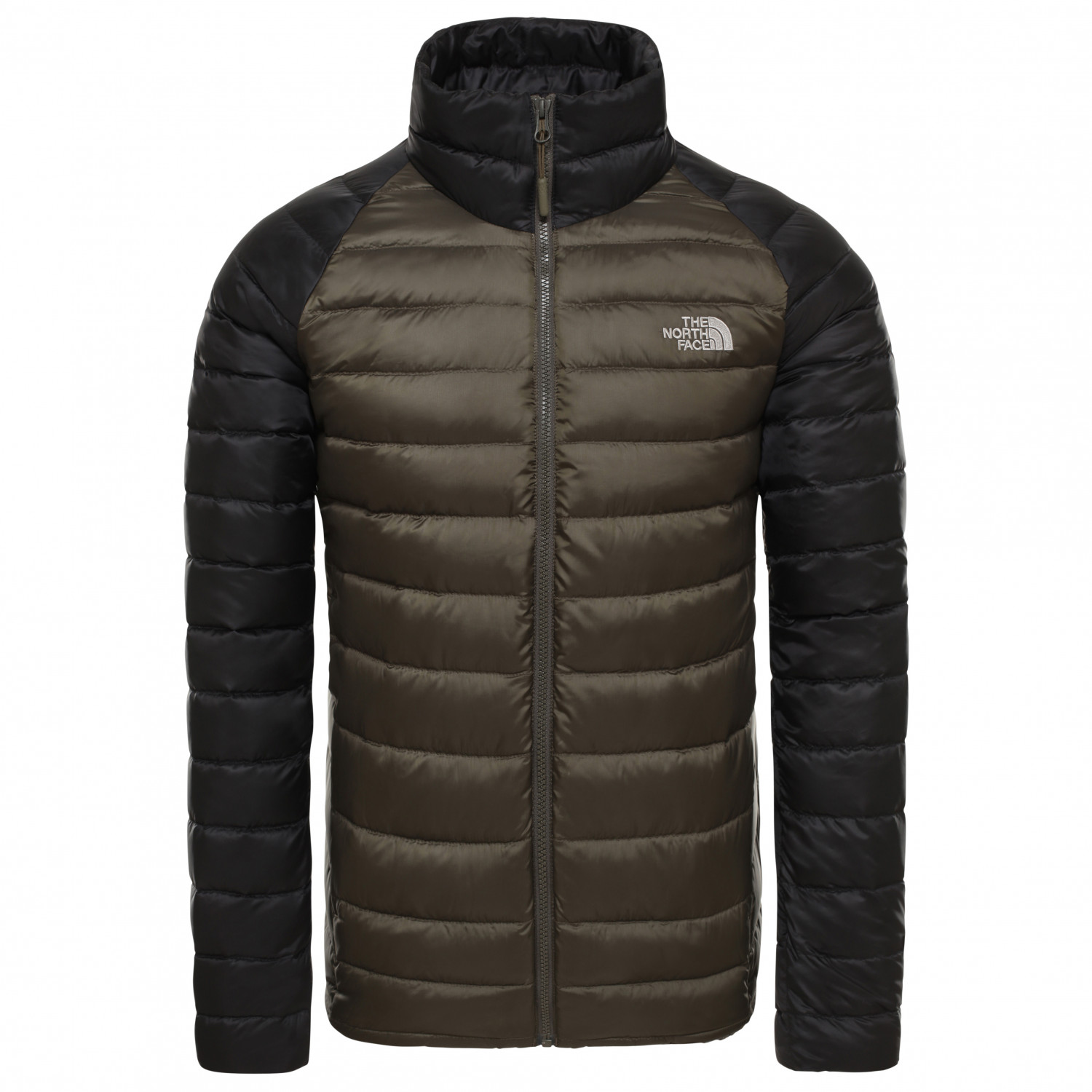 timeless design f9d57 019ff The North Face - Trevail Jacket - Giacca in piumino - New Taupe Green / TNF  Black | S