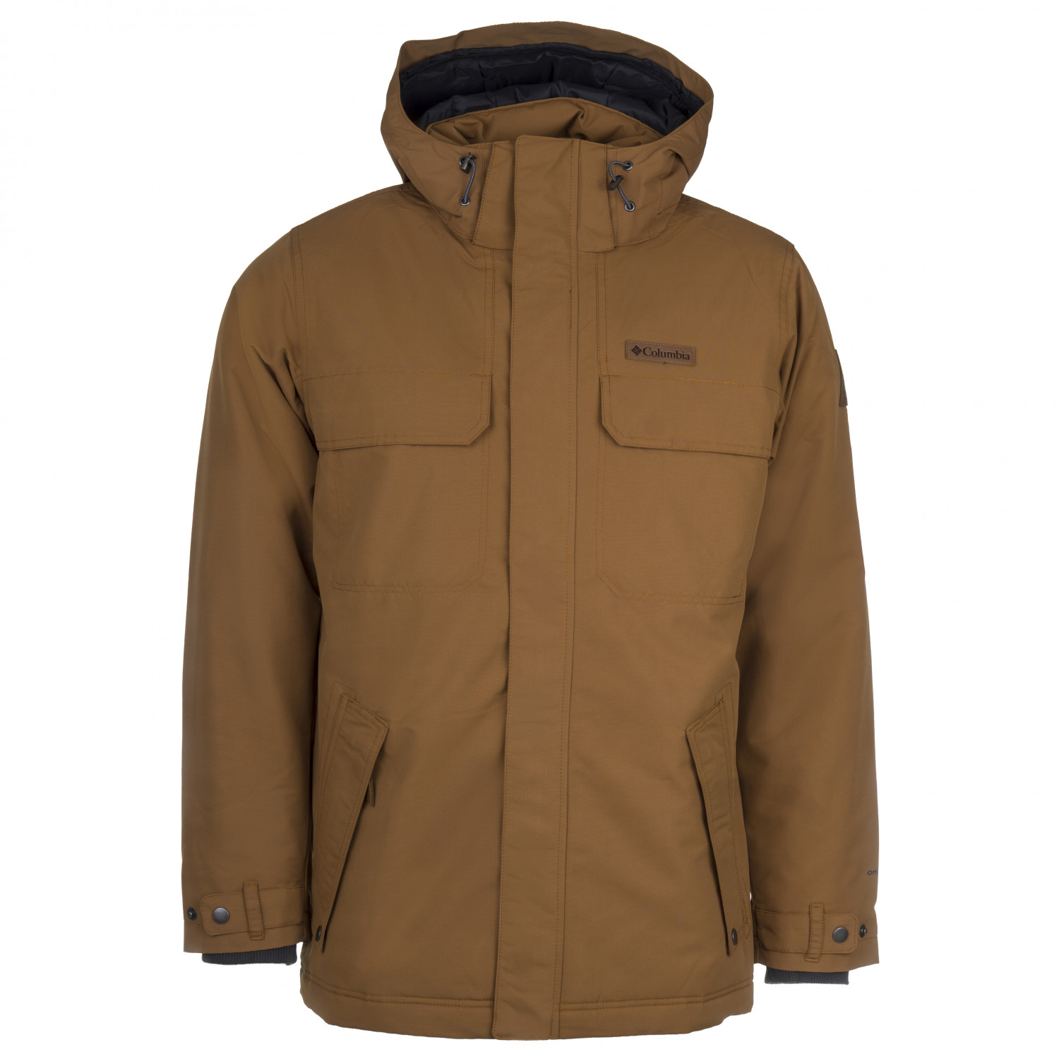 pretty nice 7fd15 562dd Columbia - Rugged Path Jacket - Giacca invernale - Collegiate Navy | S -  Regular