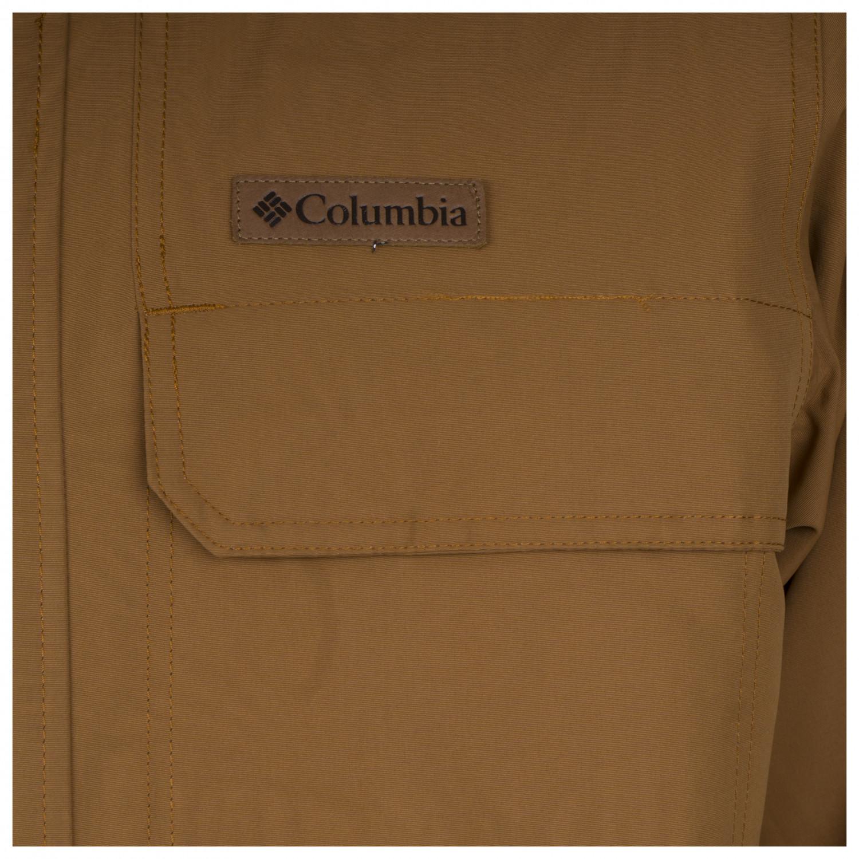Columbia Rugged Path Jacket Vinterjakke Black | L Regular