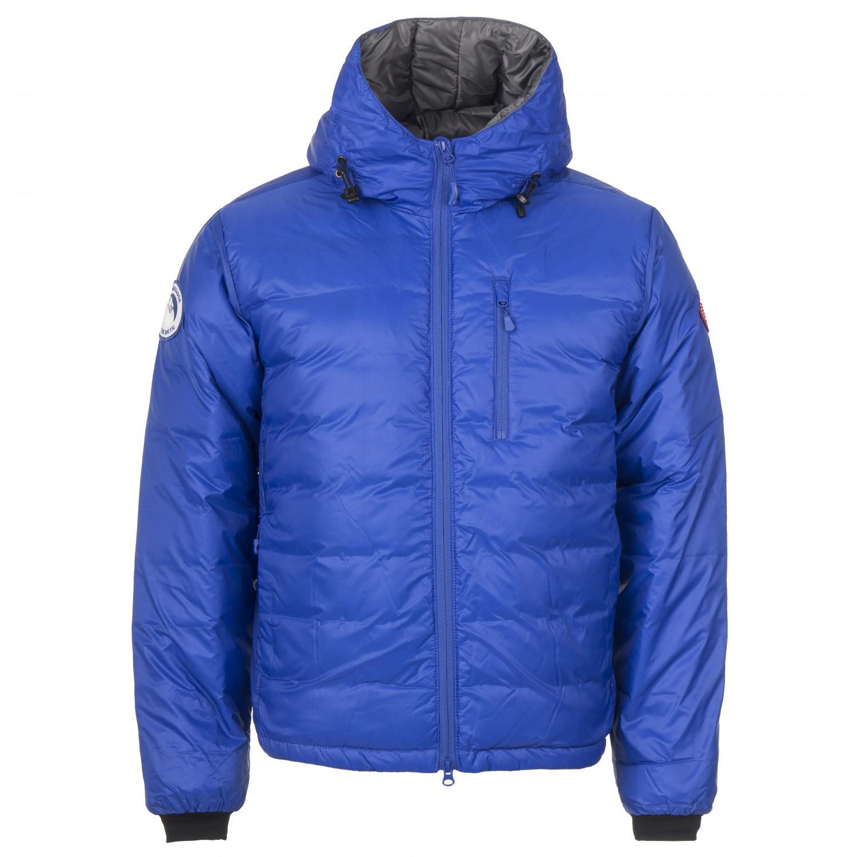 Canada Goose PBI Lodge Hoody Winterjacke Royal PBI Blue   L
