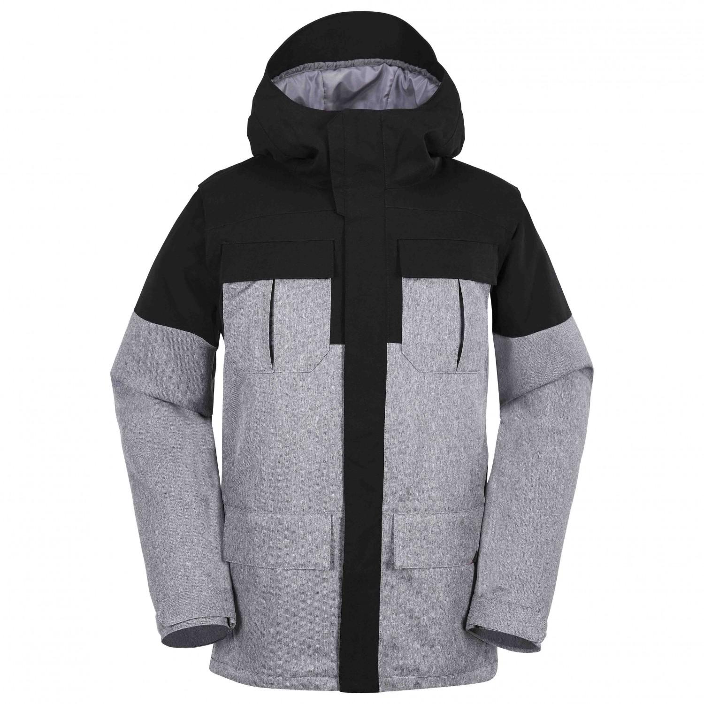 Volcom Alternate Ins Jacket Ski Jacket Men S Free Uk