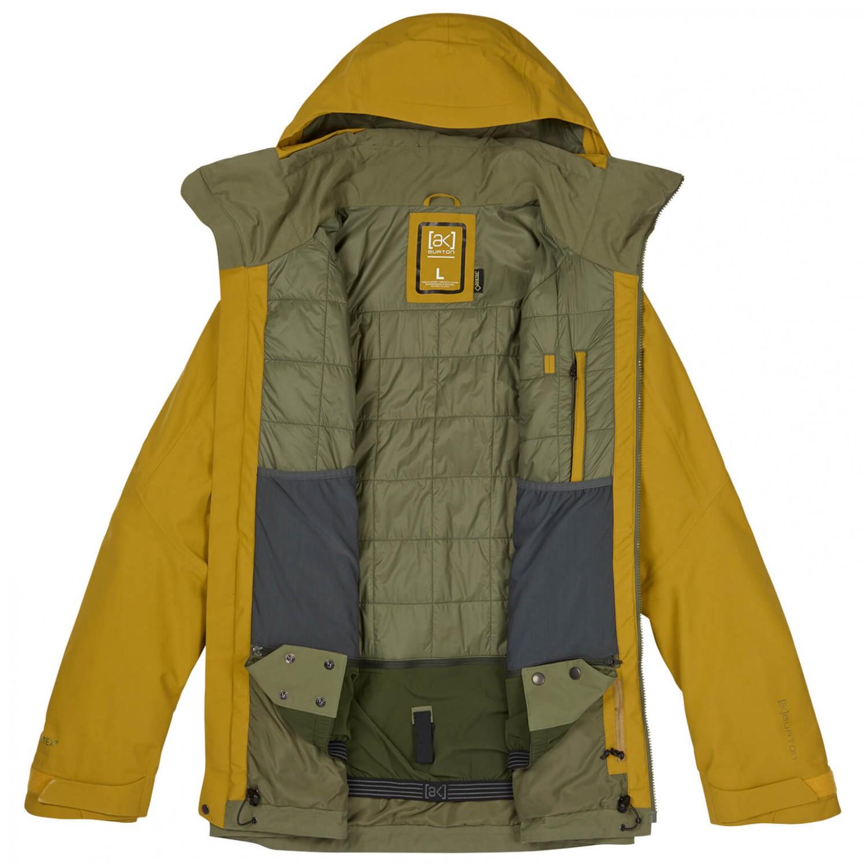 HommeLivraison Swash Jacket Ski BurtonakGore Tex De Veste EIDWH29