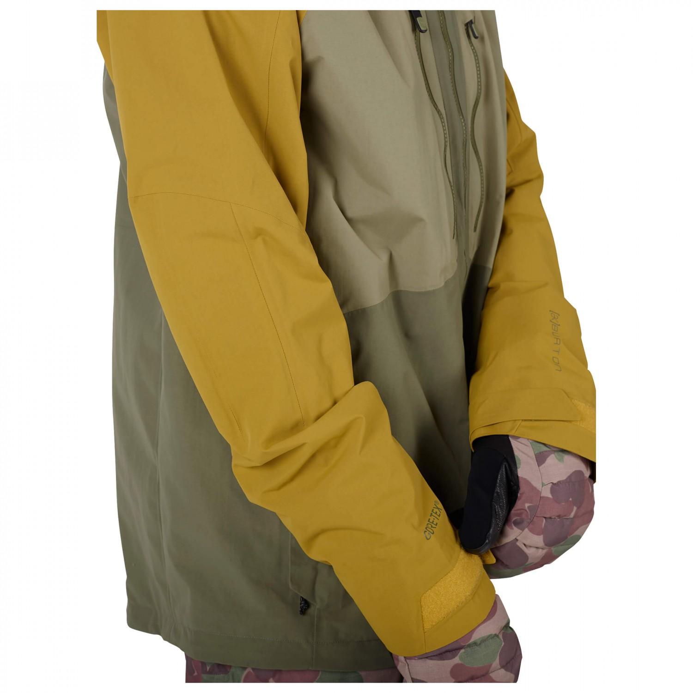 Gore Burton Homme Livraison Jacket ak Ski Veste Tex De Swash Wp1STWc