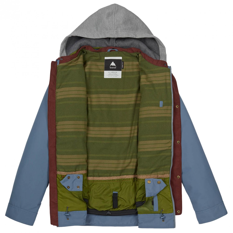 Burton Dunmore Jacket Skidjacka Herr köp online
