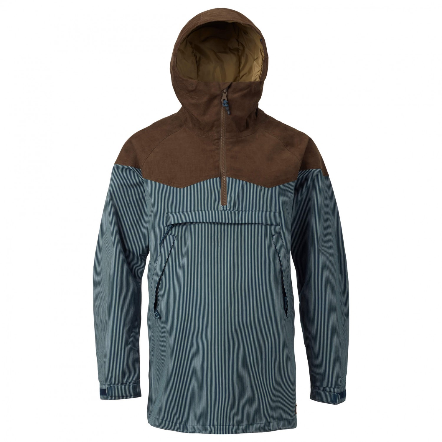 Este anorak es ideal para no pasar frío al esquiar. This anorak is ideal for not letting in the cold when you ski.