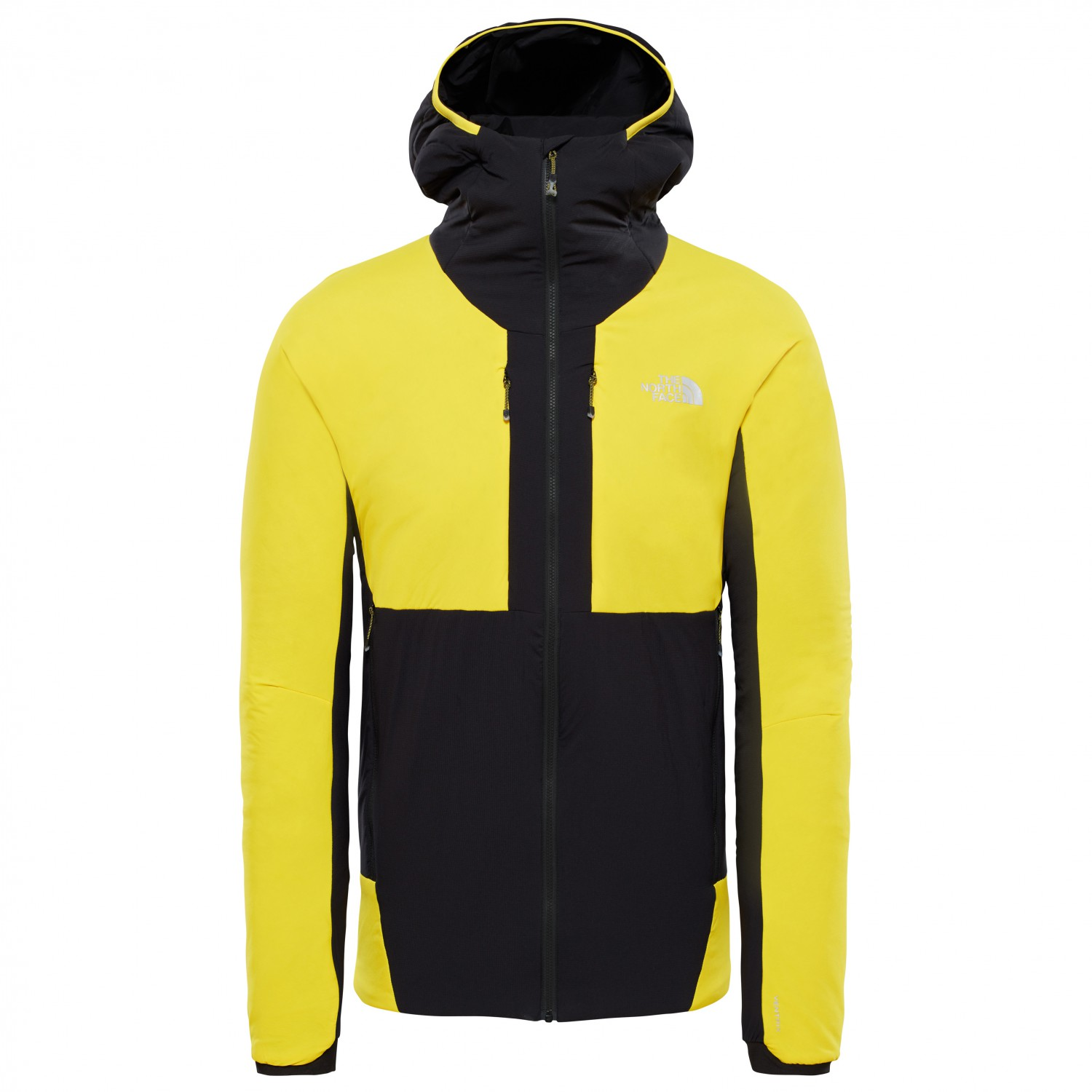 fc2147be9 The North Face - Summit L3 Ventrix Hoodie - Synthetic jacket - Canary  Yellow   S
