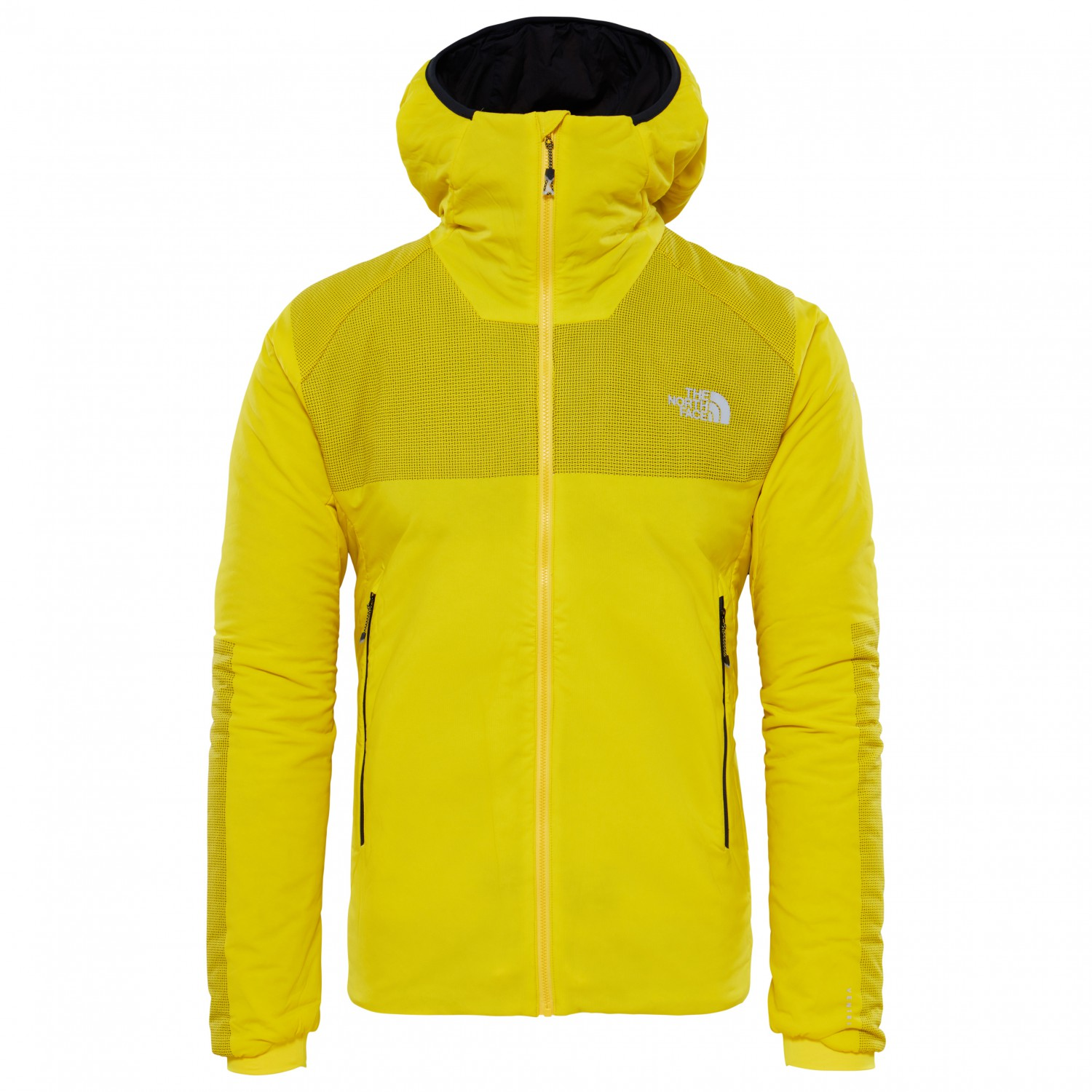 88d9f163a The North Face - Summit L3 Ventrix Hoodie - Synthetic jacket - Canary  Yellow | S