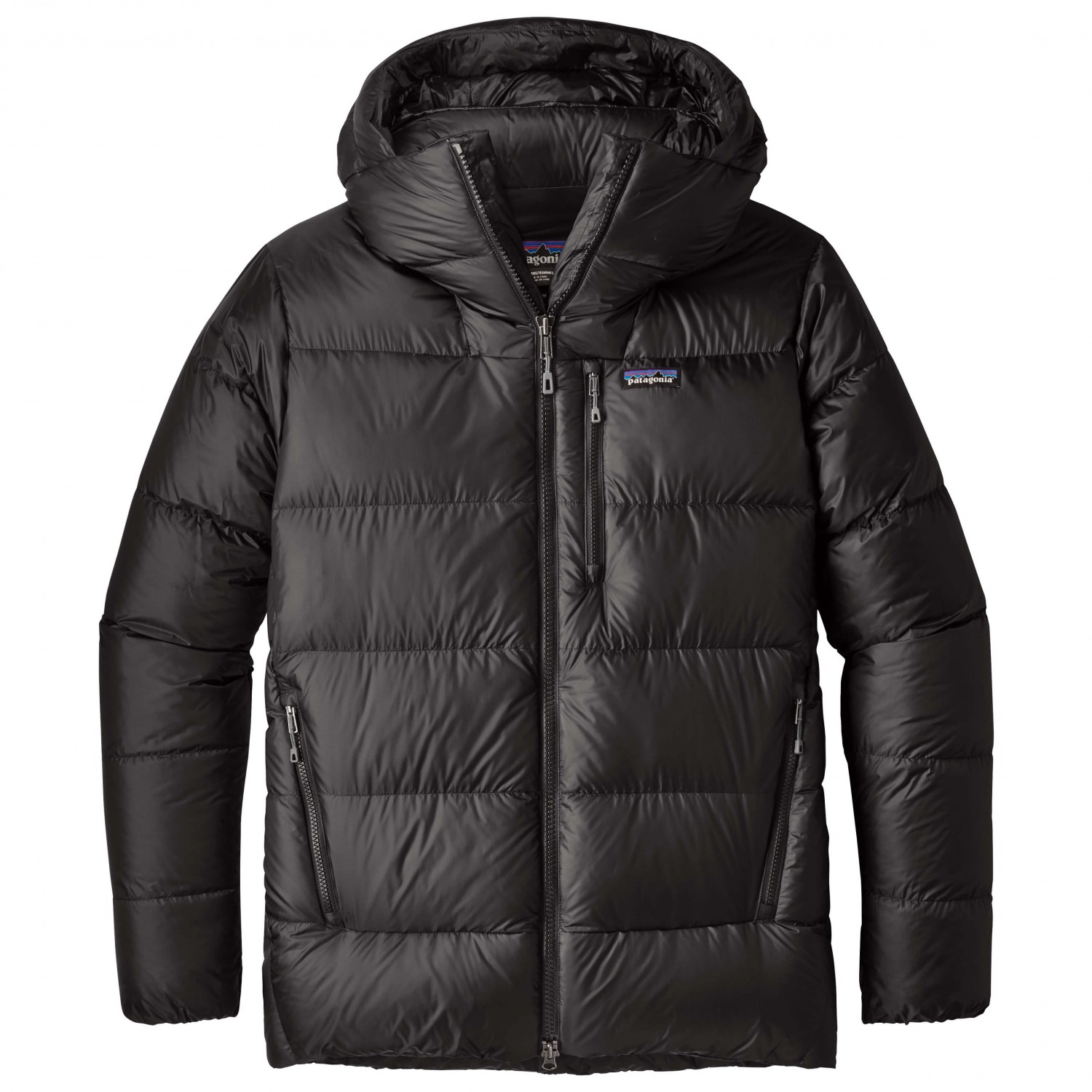 the best attitude f8711 5e6a2 Patagonia - Fitz Roy Down Parka - Giacca in piumino - Balkan Blue   XS