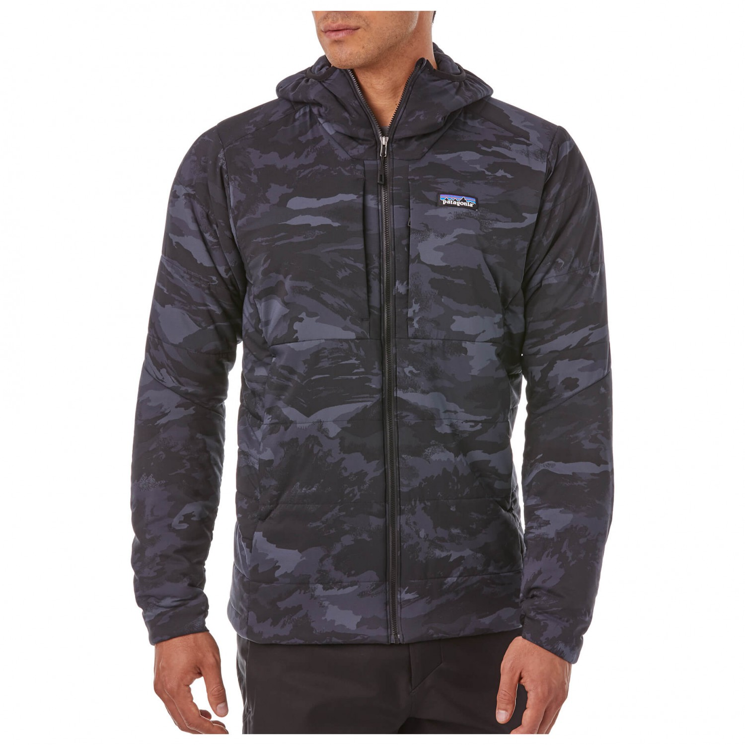 Hoody Homme Veste Air Livraison Patagonia Synthétique Nano TqwEwBa