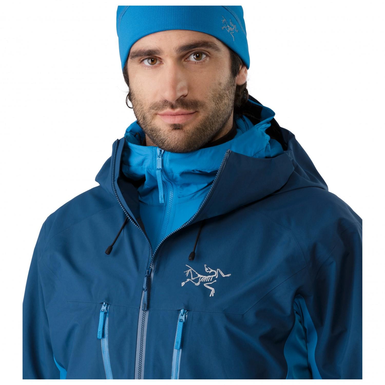 Homme De Jacket Comp Procline Ski Veste Livraison Arc'teryx wFHv6qn