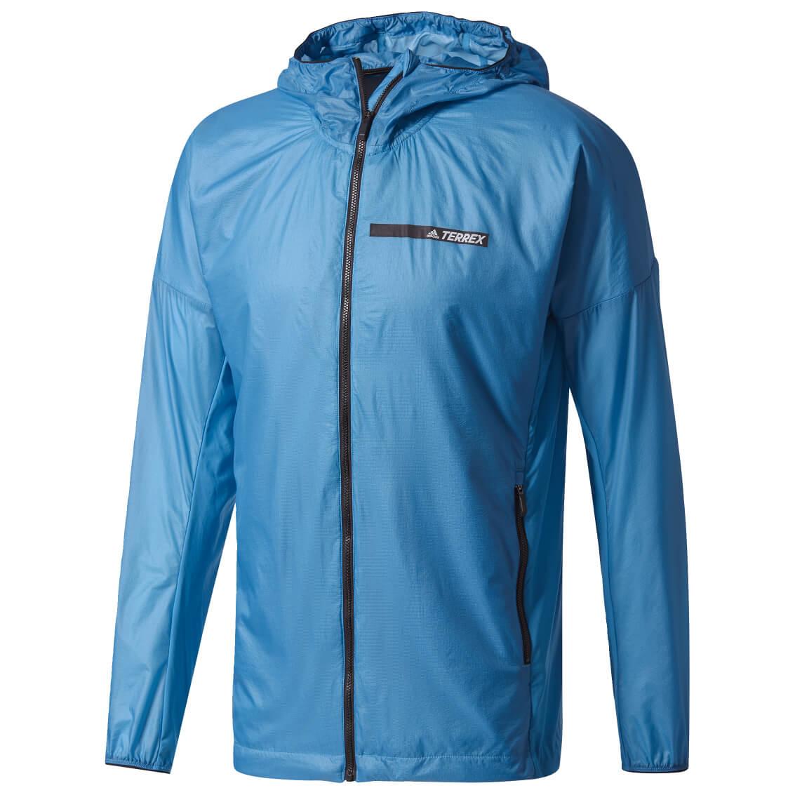 Adidas Terrex Agravic Alpha Hooded Shield Syntetisk jakke