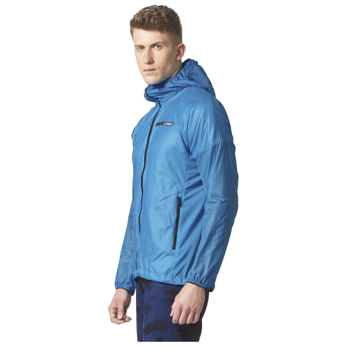 43345d467 Adidas Terrex Agravic Alpha Hooded Shield - Synthetic Jacket Men s ...
