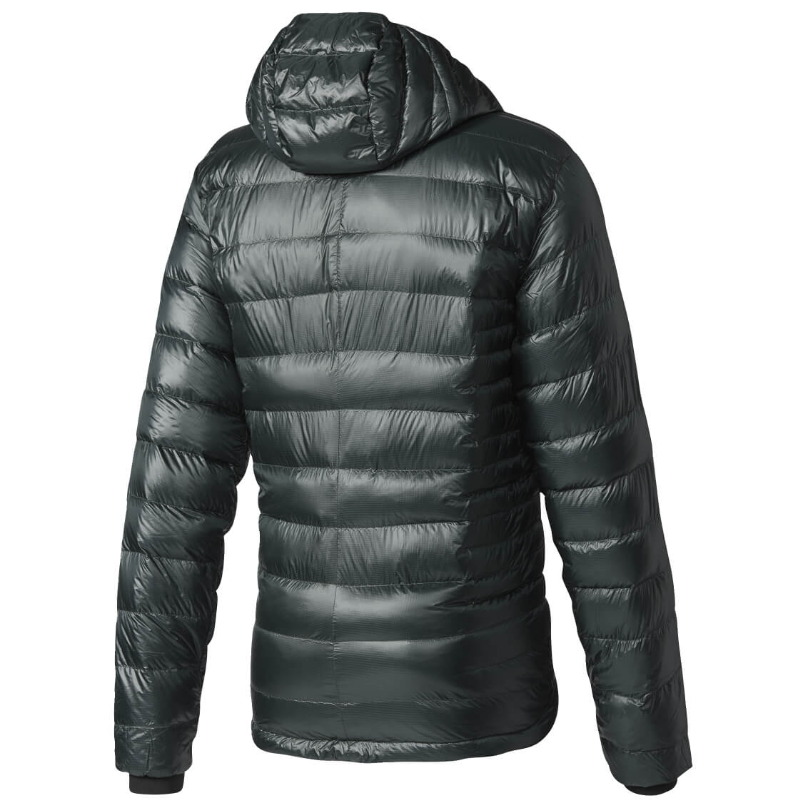 various design detailed look new appearance Adidas Terrex Climaheat Agravic Down Hooded Jacket Men's ...