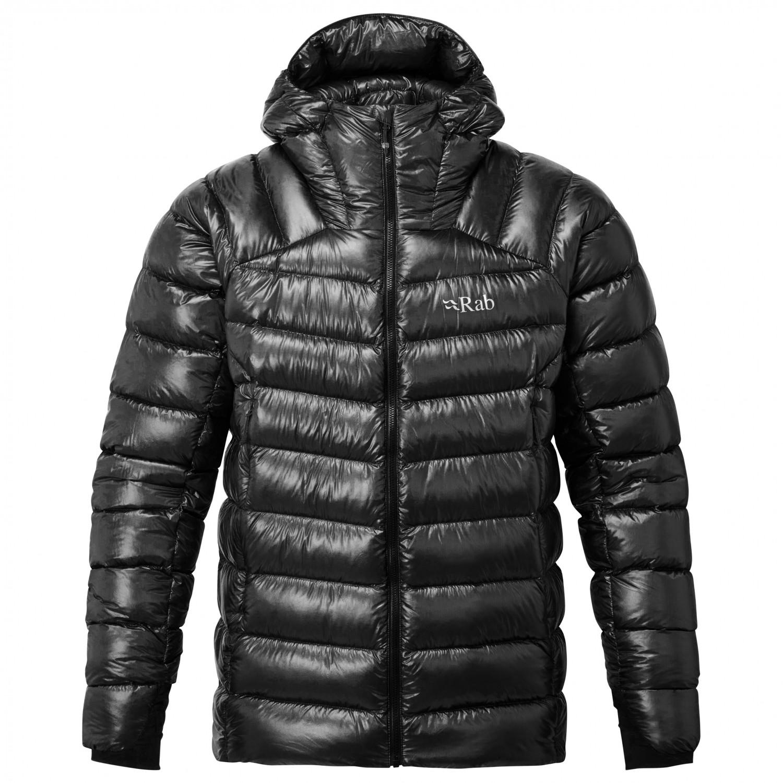 new products 08cb3 9d97a Rab - Zero G Jacket - Daunenjacke - Black | S