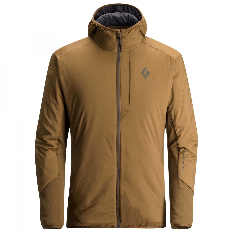 Superior ... Black Diamond   First Light Hoody Hybrid   Synthetic Jacket ...