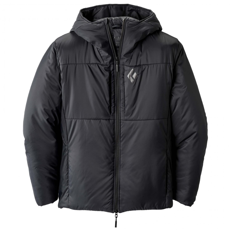 Black Diamond Stance Belay Parka Synthetic Jacket Men S