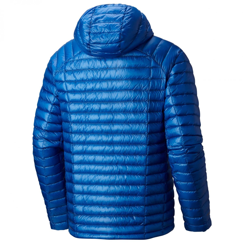 low priced 707bd dc781 Mountain Hardwear - Ghost Whisperer Hooded Down Jacket - Down jacket