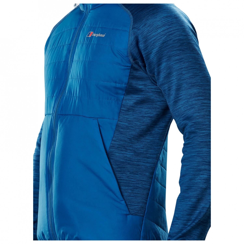 performance sportswear enjoy big discount buying new Berghaus Gemini Hybrid Jacket - Synthetic Jacket Men's | Buy ...