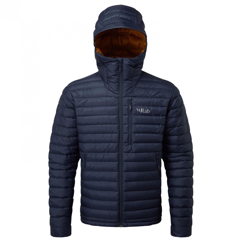 Rab Bergsteigen & Klettern Weitere Sportarten Microlight Alpine Jacket L Daunenjacke