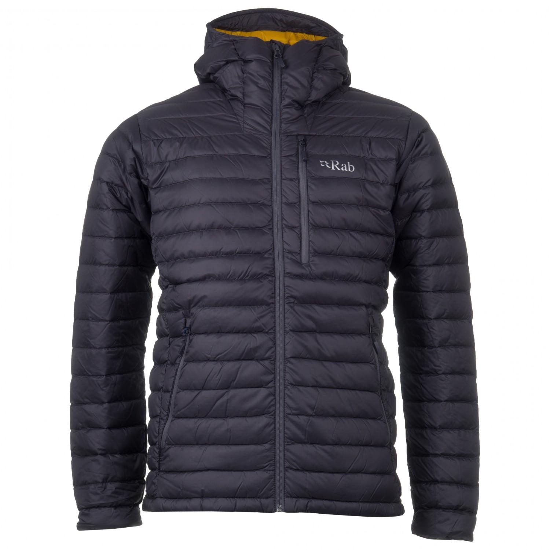 ... Rab - Microlight Alpine Long - Down jacket ... e0f1725e47