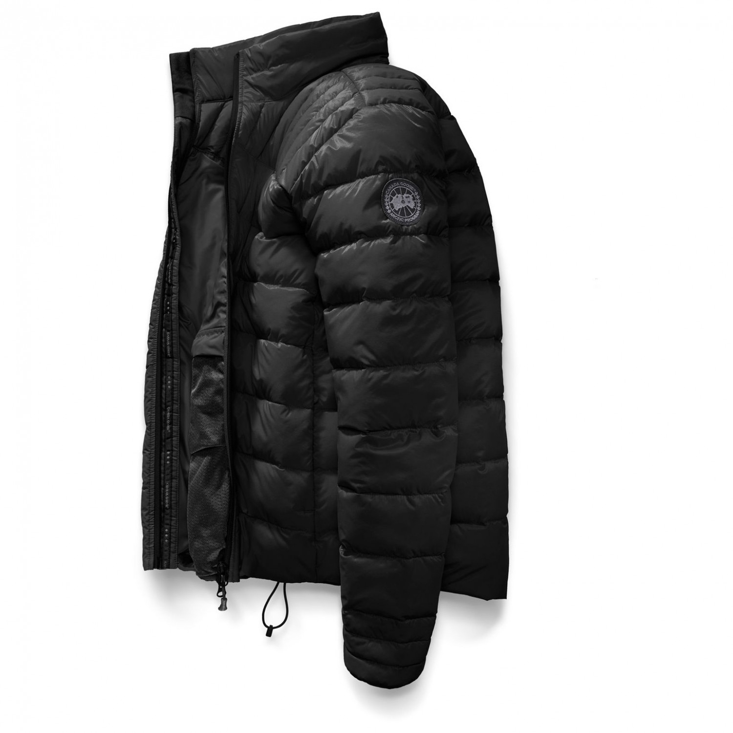 f04cdbd7bf7 Canada Goose Brookvale Jacket-Black Label - Down Jacket Men's | Buy ...