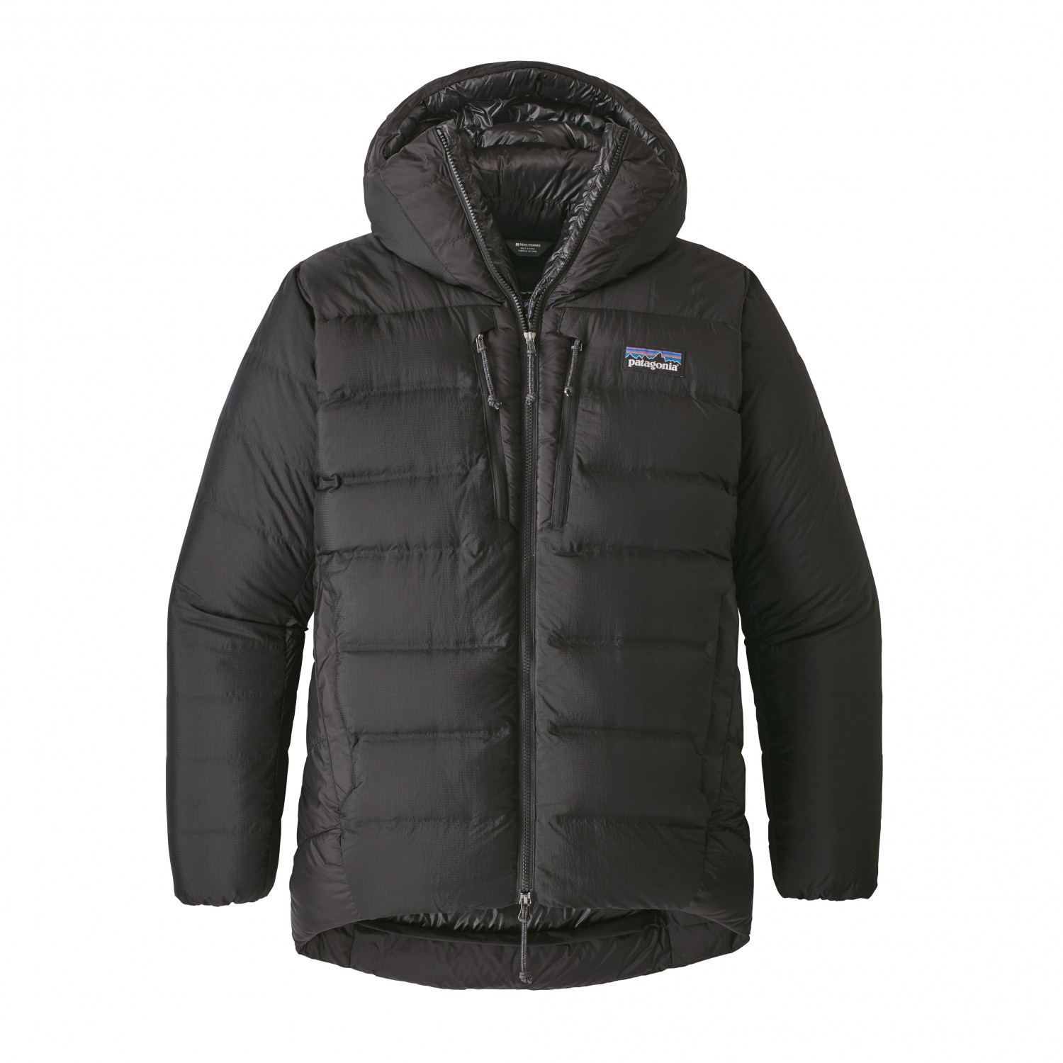Patagonia Grade VII Down Parka Down jacket Fire | S