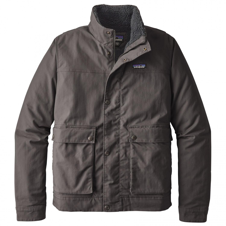 Rabattgutschein günstigster Preis innovatives Design Patagonia - Maple Grove Canvas Jacket - Winterjacke - Forge Grey | S