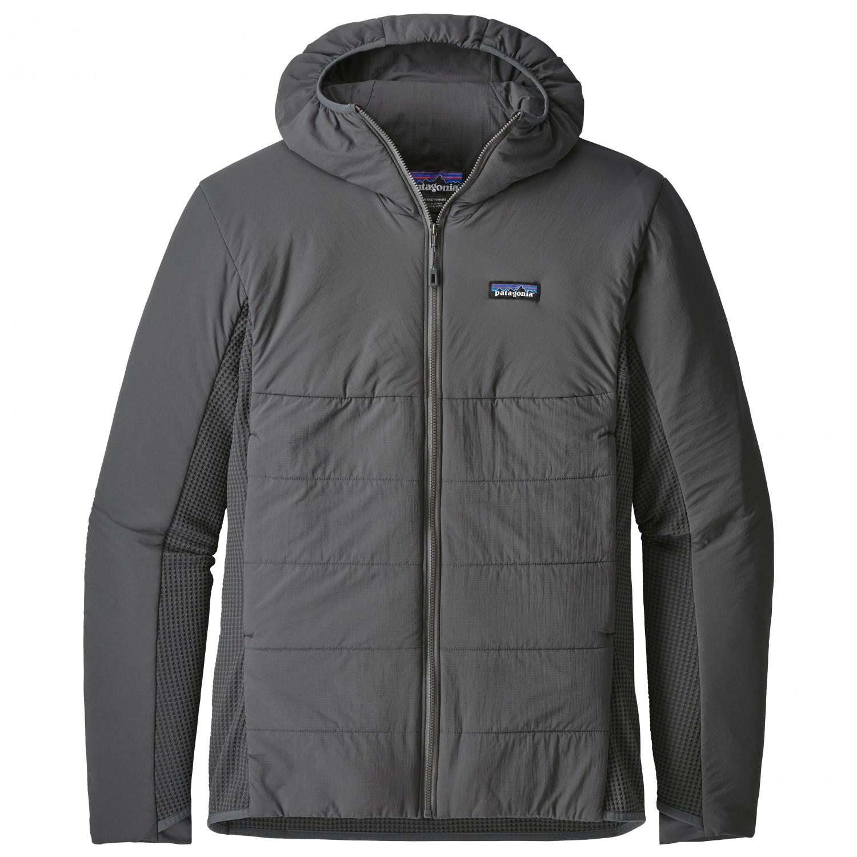 Patagonia Nano Air Light Hybrid Hoody Synthetic Jacket