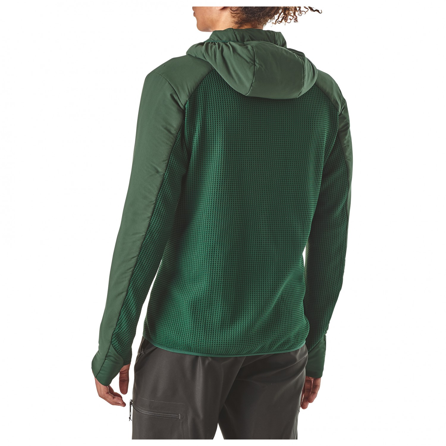 Patagonia Nano Air Light Hybrid Hoody Synthetic Jacket
