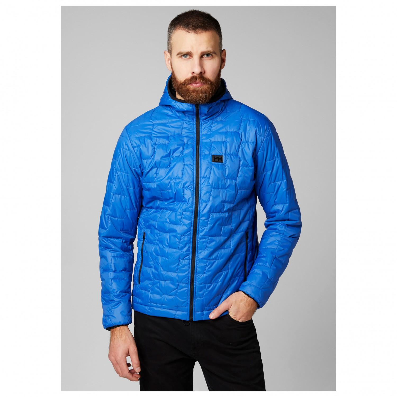 helly hansen chaqueta lifaloft hooded insulator hombres