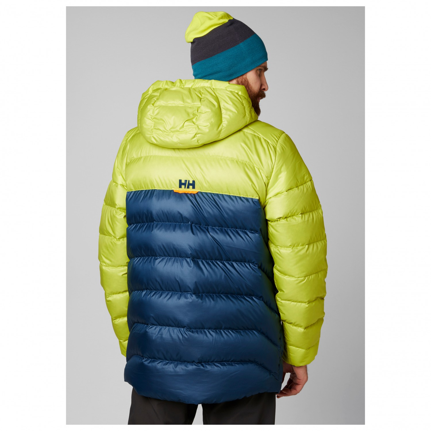 77979e2df Helly Hansen Vanir Glacier Down Jacket - Down jacket Men's | Buy ...