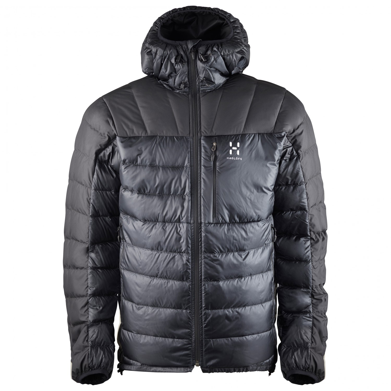 669f25a5196 Haglöfs Bivvy Down Hood - Down jacket Men's | Free EU Delivery ...