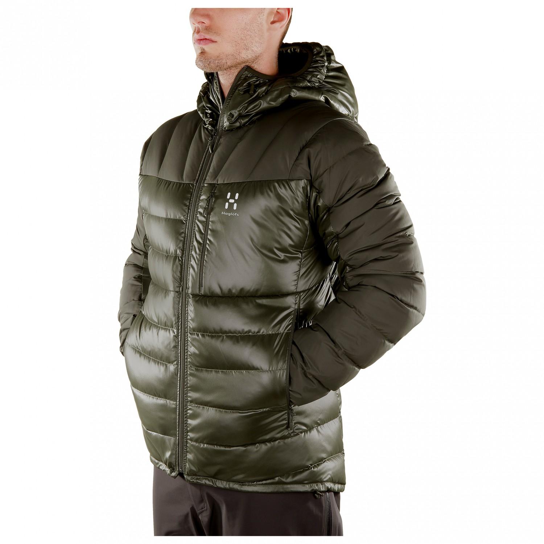 bb1617de20a Haglöfs Bivvy Down Hood - Down Jacket Men's | Free UK Delivery ...