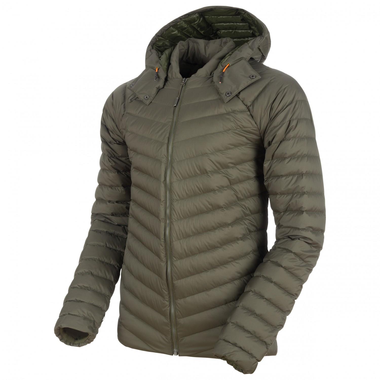 hot sale online 31698 56d0c Mammut Alvra Light In Hooded Jacket - Down jacket Men's ...