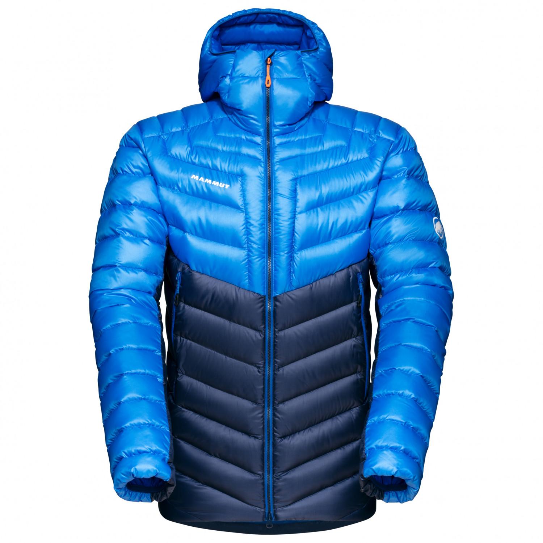 f91834f4 Mammut Broad Peak In Hooded Jacket - Dunjakke Herre | Gratis ...