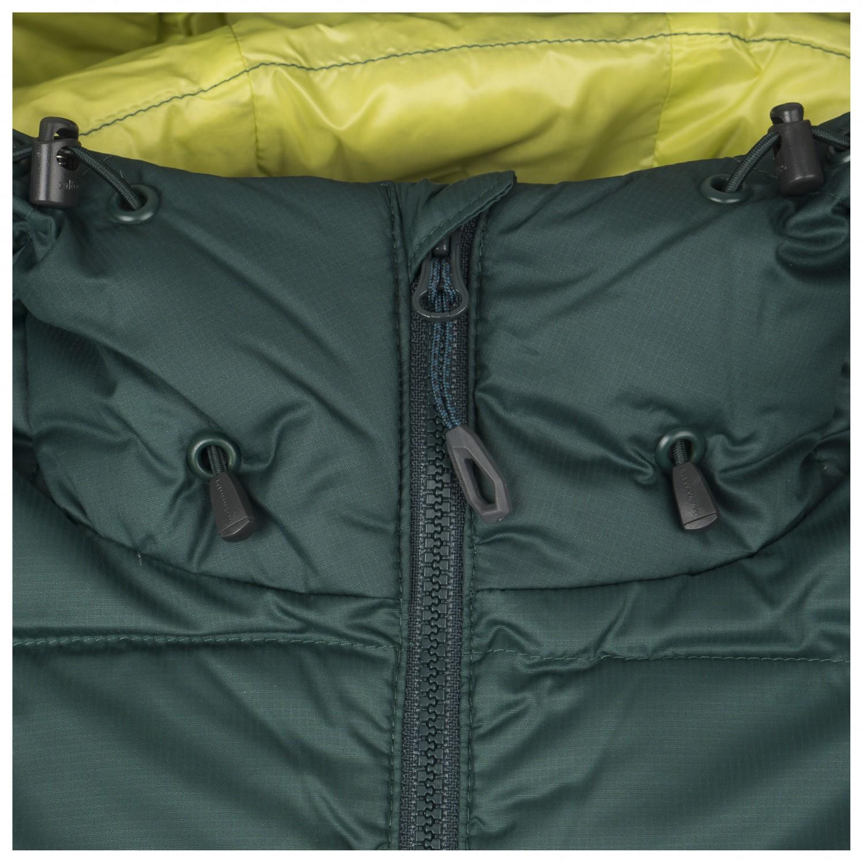 cheap for discount 9d06b ba4a9 Mammut - Convey In Hooded Jacket - Daunenjacke - Black / Phantom   S