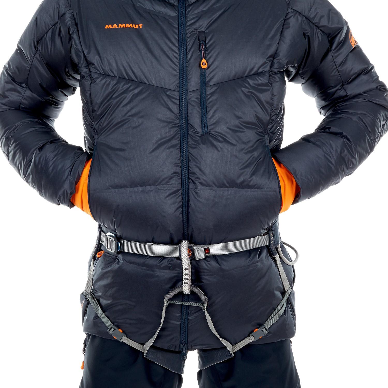reputable site 70a29 de011 Mammut - Eigerjoch Pro In Hooded Jacket - Giacca in piumino - Black | S