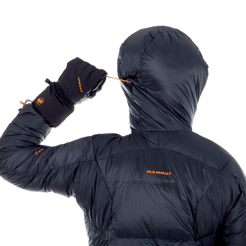 reputable site 076ac fe350 Mammut - Eigerjoch Pro In Hooded Jacket - Giacca in piumino - Black   S