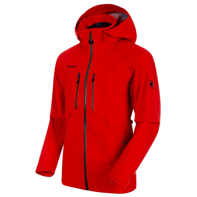 Mammut Stoney Hs Jacket Ski Jacket Men S Free Eu